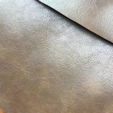 Cuero sintetizado de los muebles para la silla Hw-754 de la oficina