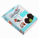Quadratischer handgemachter kosmetischer Verpackungs-Kasten für die Kosmetik, die Kasten verpacken