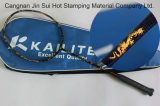 Folha de carimbo quente da alta qualidade para a raquete de Badminton