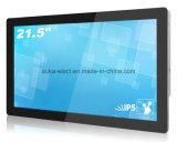 """21.5 """" 1920X1080 di alta risoluzione Multi-Toccano il video dell'affissione a cristalli liquidi HD per l'atmosfera del chiosco"""