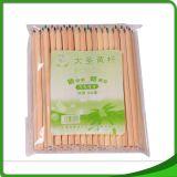 Mini lápiz afilado del color de madera 12 de los cabritos