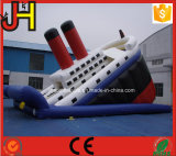 Corrediça titânica inflável do navio titânico inflável titânico inflável