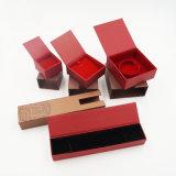 引出しのリングの宝石類のカスタムペーパーギフトの包装ボックス(J56-E)