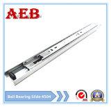 2017furniture passte kaltgewalzten Stahl drei Knoten an, die für Aeb4504-400mm rostfreies Kugellager-Fach-Plättchen linear sind
