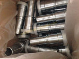 Flangia idraulica 3000 PSI 87311 di SAE del montaggio di tubo flessibile