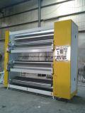Fabricante de China cadena de producción de la cartulina acanalada de 3/5/7 capa/máquina de la fabricación de papel/rectángulo del cartón