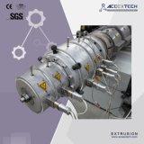두 배 원뿔 나사 압출기 PVC 관 생산 라인