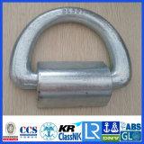 Выкованный Cert струбцины CCS/ABS/Lr хлещущ кольцо d