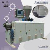 Linha de produção máquina do perfil do PVC Concrte da extrusão