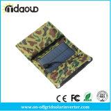 Caricatore solare portatile 7W per l'alta qualità del caricatore prodotta USB del comitato solare del caricabatteria Banca di potere/dei telefoni mobili che spedice liberamente