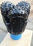 Os bits Tricone com motor da lama, bit do dente do formão, tungstênio introduzem bits