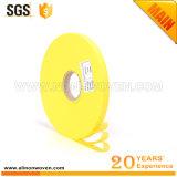 Amarillo no tejido del documento de embalaje floral y de regalo No. 11