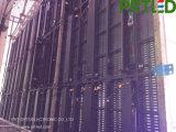 Cortina video de la configuración LED del acoplamiento con la alta transparencia para P 8, P 10