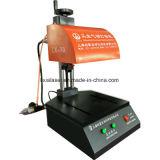 Impresora neumática de la señalización para el metal