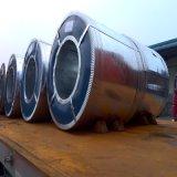 Material de hoja de acero galvanizado bobina de acero prepintado del material para techos de la bobina