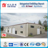 Almacén fabricado alta calidad de la estructura de acero