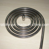 Modificar el doblez galvanizado del tubo para requisitos particulares de acero