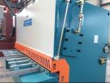 Machine de tonte de massicot hydraulique à haute précision (zys-13*6000) avec du ce et la machine de découpage de tonte de faisceau hydraulique d'oscillation de la conformité ISO9001