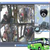 H. 264 миниая поддержка GPS автомобиля DVR SD передвижная (карта) google (HT-6705)