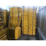 De Poort van /Swing van de Poort van /Access van de Poort van de Veiligheid van de steiger met Gele Kleur