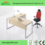 Metal Desk \ Steel Furniture \ Metal Wooden Furniture (HW-MC-02)