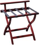 Houten Luggage Rack met Five Belts voor Guestroom (cj-27A)