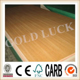 Переклейка прямого Teak высокого качества везения золота Qingdao коммерчески (QDGL140828)