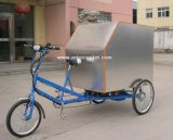 Pedal and Electric Alloy Cargo Trike