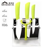 Advanced Ceramics Kitchen Knife Set Conjunto de faca de cozinha