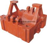 Parti personalizzate dell'acciaio di pezzo fuso della sabbia per i pezzi meccanici