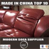 U-Form-Ecken-Leder-Sofa Lz129