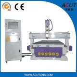 Macchina per incidere di CNC dell'asse di rotazione di Acut-1325 6.0kw con la Tabella di vuoto