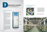 CNC corte de alambre EDM [DK7780D]