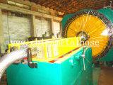 Máquina de alta pressão da trança do fio da mangueira do metal flexível