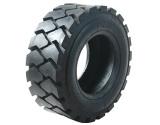 살쾡이 Skidsteer 로더 타이어 타이어 (10-16.5, 12-16.5) 단단한 타이어