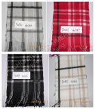 工場供給の高品質の100%年のカシミヤ織のスカーフ