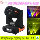 Neuestes Sharpy 330W 15r Beam Moving Head Stage Lighting mit Spot &Wash 3in1 für Party Nightclub DJ Show