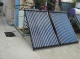 ヒートパイプの太陽給湯装置のコレクターシステム(AKH)