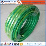 Material PVC Síntesis y Fibra de Poliéster de Punto Manguera de Jardín