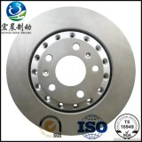 Auto Cars ISO9001를 위한 브레이크 Rotors Fit