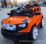 Conduite électrique autorisée de gosses de benz sur le véhicule