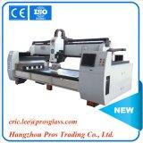 자동적인 CNC 유리제 조각 기계 기계를 새기는 2512의 유리 조각