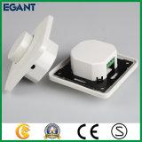 Regolatore della luminosità collegato colore bianco di plastica per gli indicatori luminosi del LED