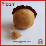삐걱거리는 마우스 견면 벨벳 애완 동물 장난감 개 장난감
