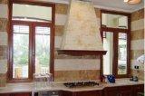 Ventana de aluminio de madera del marco americano del estilo