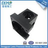 Pezzi meccanici di alluminio di CNC di precisione con nero anodizzati (LM-1165A)