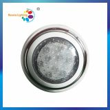 luz impermeable montada en la pared de la piscina de 351PCS 24W IP68 LED