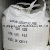 Het Metabisulfiet van het Natrium van de Rang van het voedsel/Natrium Metabisulfite met Verpakking 1000kg/Bag