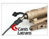 M620 ultra Waffen-Taschenlampe-Leuchte des Pfadfinder-helle Schiene-Besteigbare LED