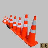 """"""" cone alaranjado do tráfego 36 com CE (LZ-201)"""